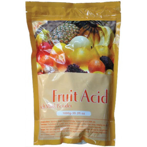1 case/ 14-bags FRUIT ACID SOFT PEEL-OFF MASK POWDER - Gold Cosmetics & Supplies