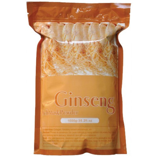 1 case/ 14-bags GINSENG SOFT PEEL-OFF MASK POWDER - Gold Cosmetics & Supplies