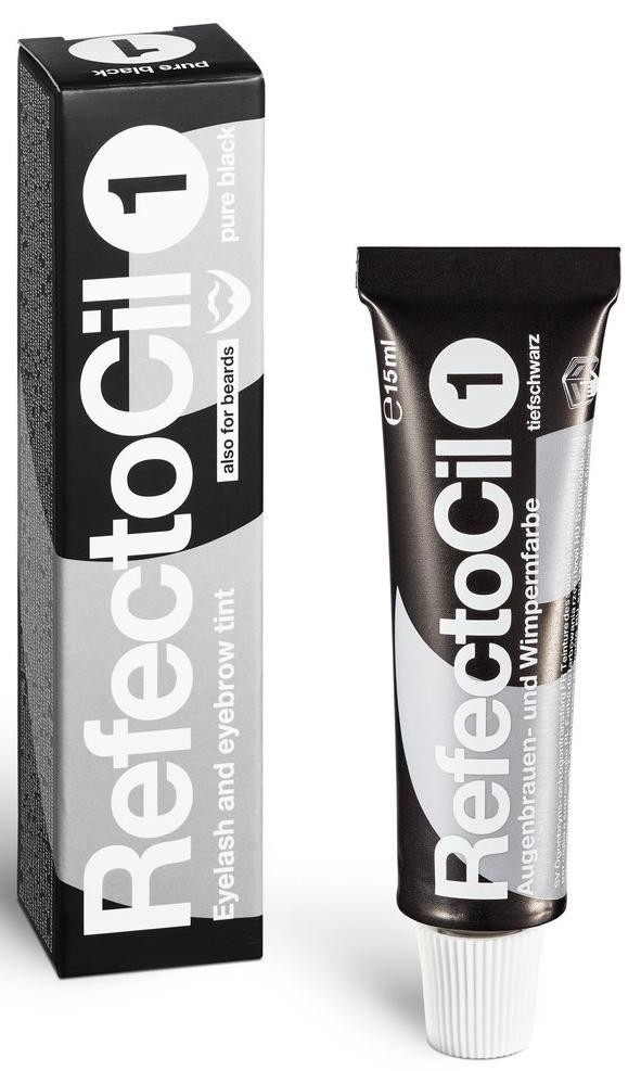 Refectocil Natural Brown + Pure Black+ 2 Gifts - Free Shipping - Gold Cosmetics & Supplies