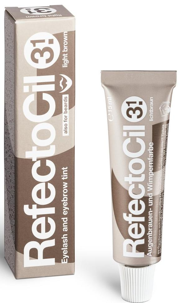 Refectocil 2x Natural Brown Light Brown 2 Gifts Free Shipping