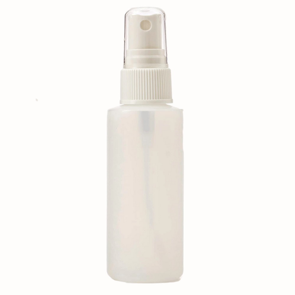 Plastic Spray Bottle, 2oz.