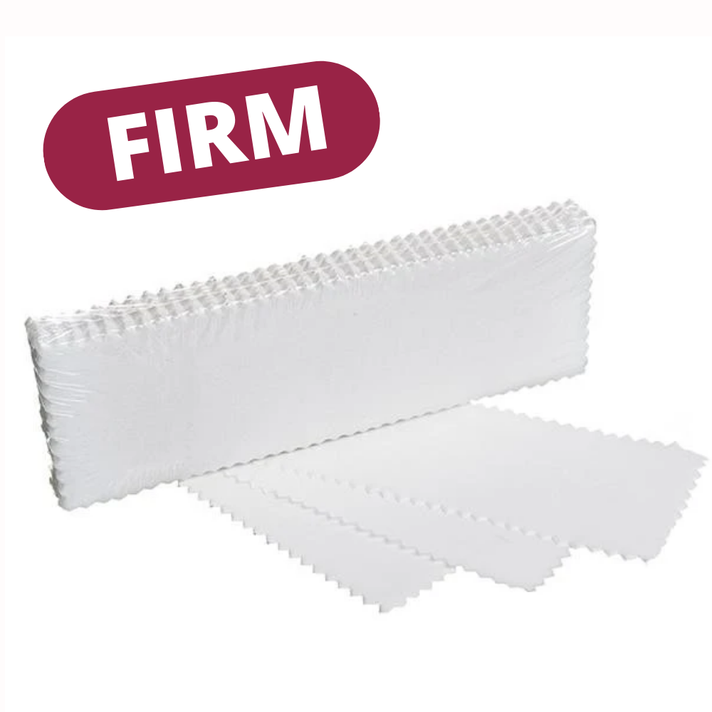 Extra Firm Bleached Muslin Epilating Strips