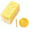 72-PCS/ Compressed Cellulose Cleansing Facial Sponges