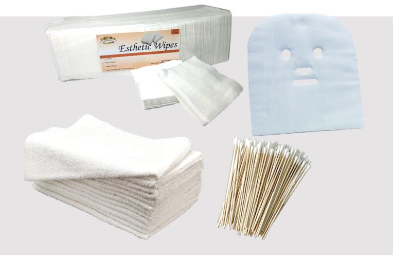 Cotton, Wipes & Towels