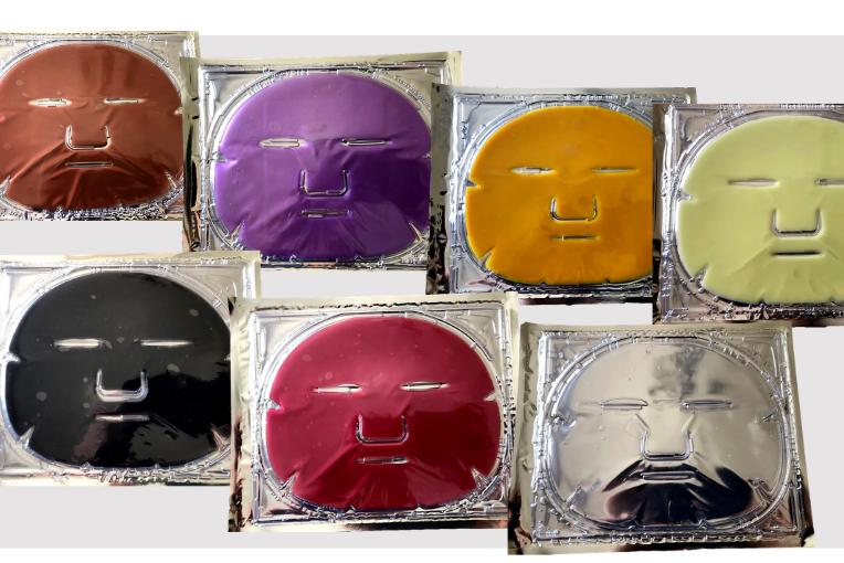 Crystal Collagen Masks Series