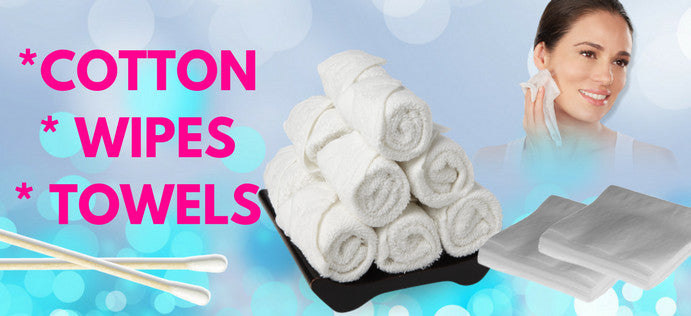 COTTON-WIPES-TOWELS
