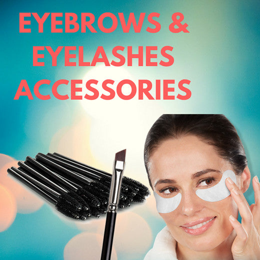 EYEBROWS AND EYELASH ACCESSORIES