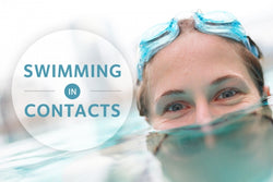 Swimming with contact lenses?