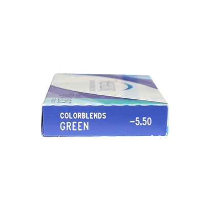 FreshLook One Day 10 Pack - Green