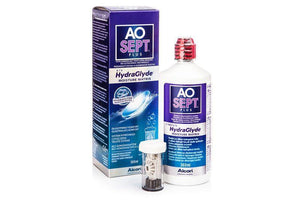 AOSEPT PLUS With HydraGlyde 360ml