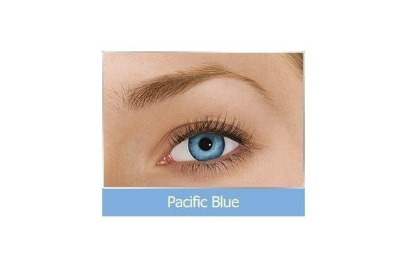 FreshLook Dimensions Monthly - Pacific Blue