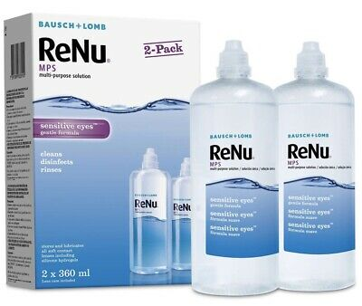 ReNu Multi Purpose Solution Twin Pack (2 X 360ml)
