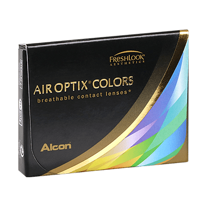 Air Optix Colors Monthly - Brilliant Blue