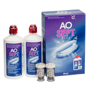 AOsept Plus With HydraGlyde Twin Pack (2 X 360ml)