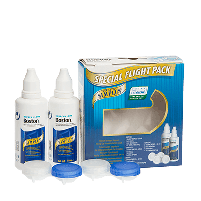 Boston Simplus Flight Pack 2 x 60ml
