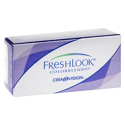 FreshLook Colorblends Monthly - Blue