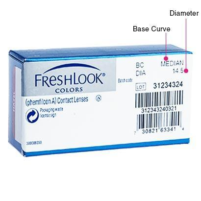 FreshLook Colors Monthly - Hazel
