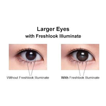 FreshLook illuminate Dailies - 10 Pack