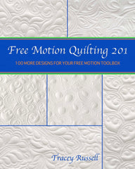 Freemotion Quilting 201 - E-BOOK