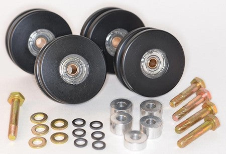 M & M Carriage Wheel Kit
