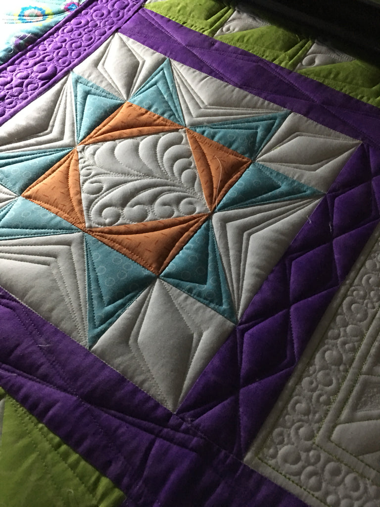 ***2 Day (Hands On) Freehand Quilting Bootcamp  Sat. Sept 28th-Sun. Sept. 29th