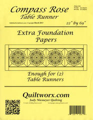 Compass Rose Paper Foundations