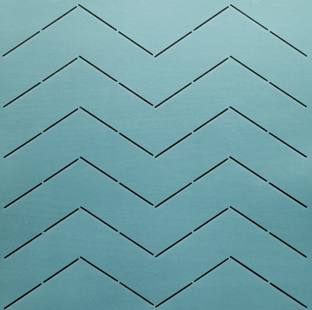 "12"" Large Chevron"