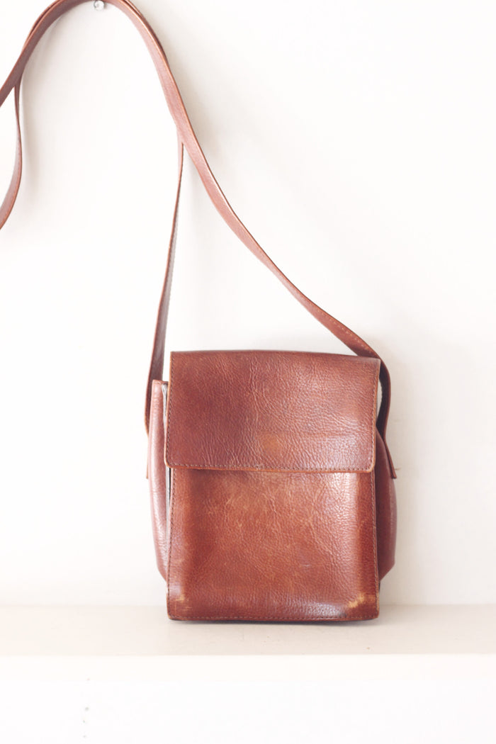 Boho Leather Purse