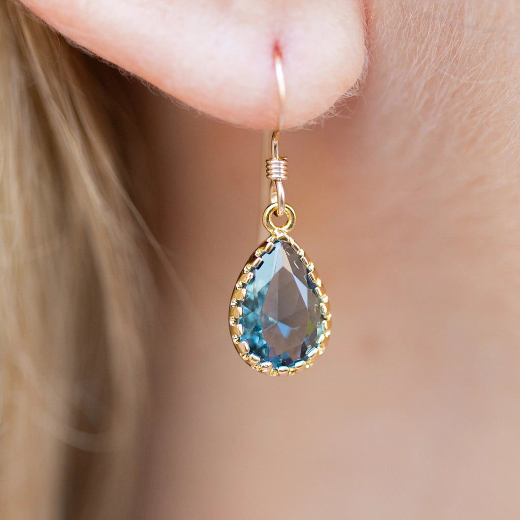 The Sophia Earrings (Available in 10 colors)