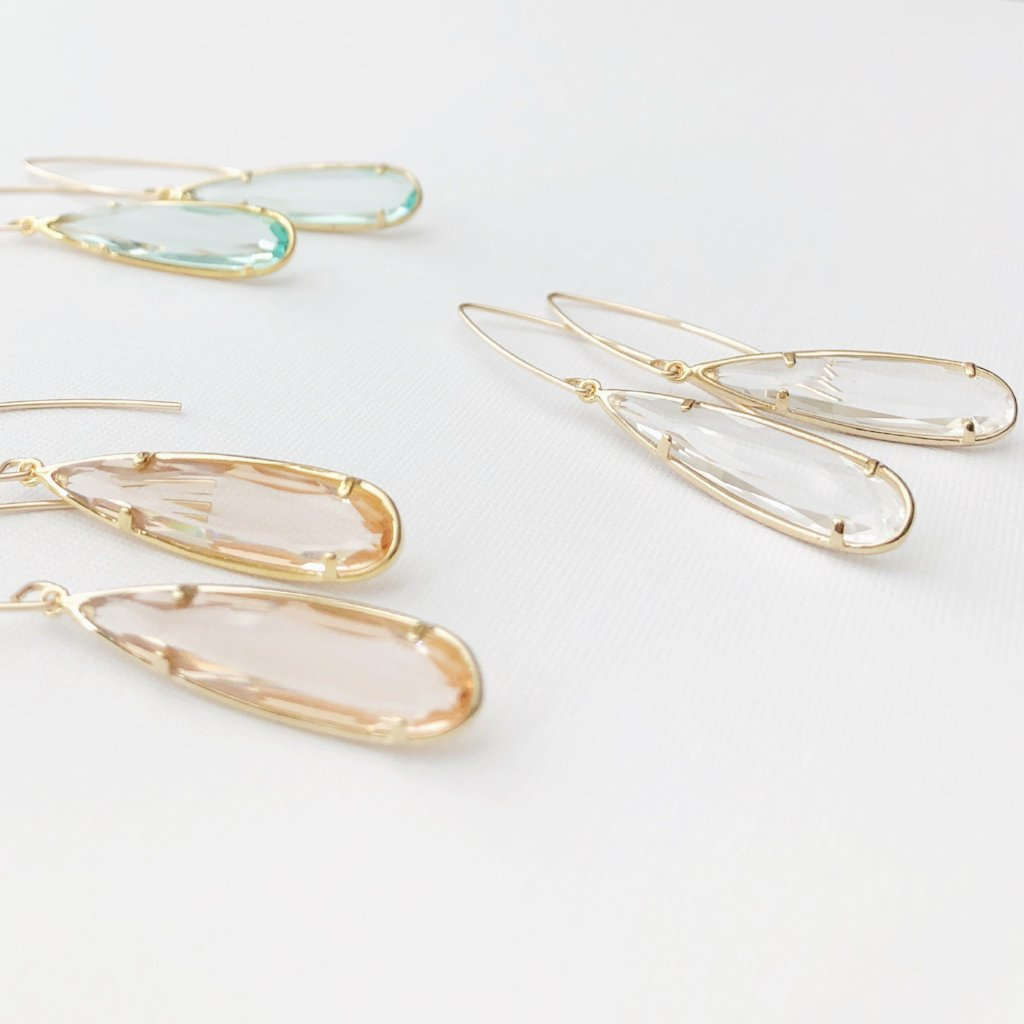 The Alyssa Earrings (Available in 5 Colors)