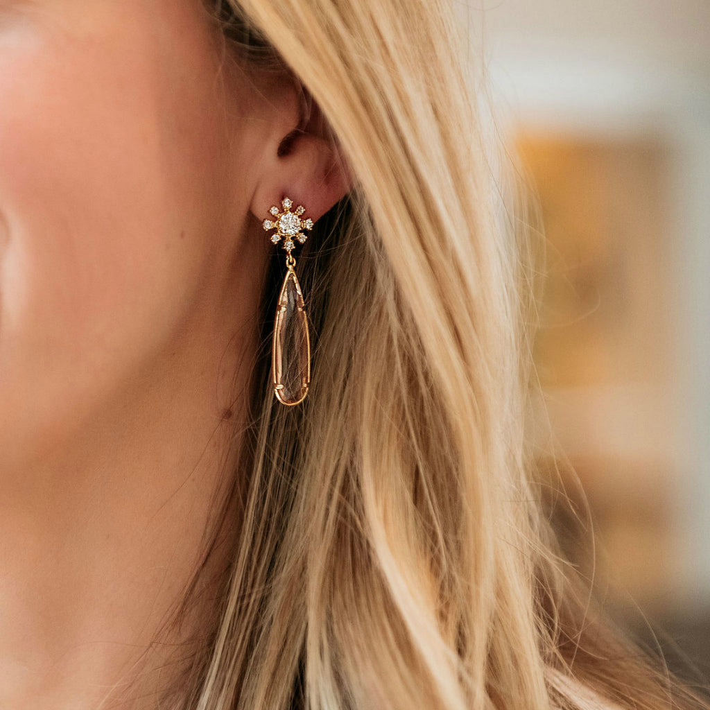 The Charleston Earrings (Available in 2 colors)