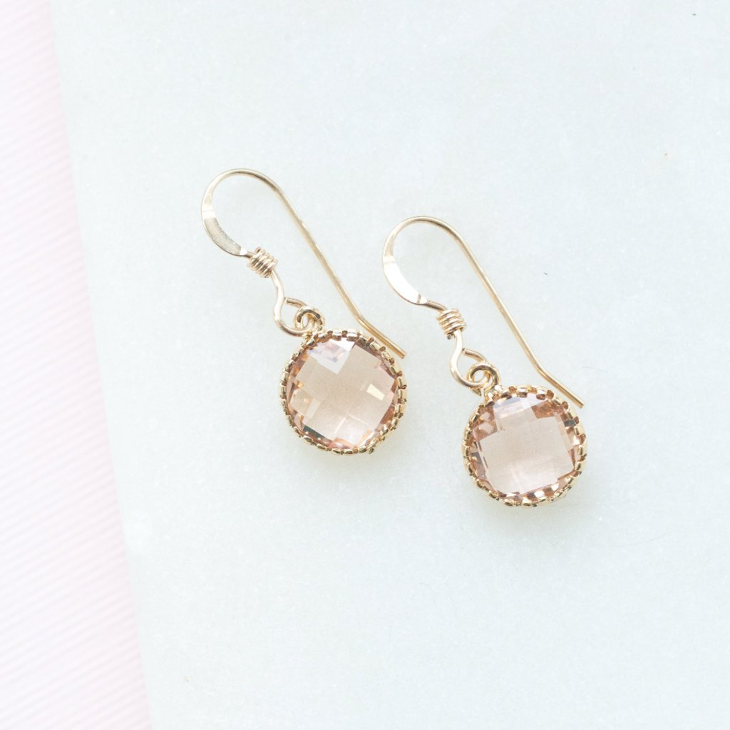 The Lily Earrings (Available in 9 colors)