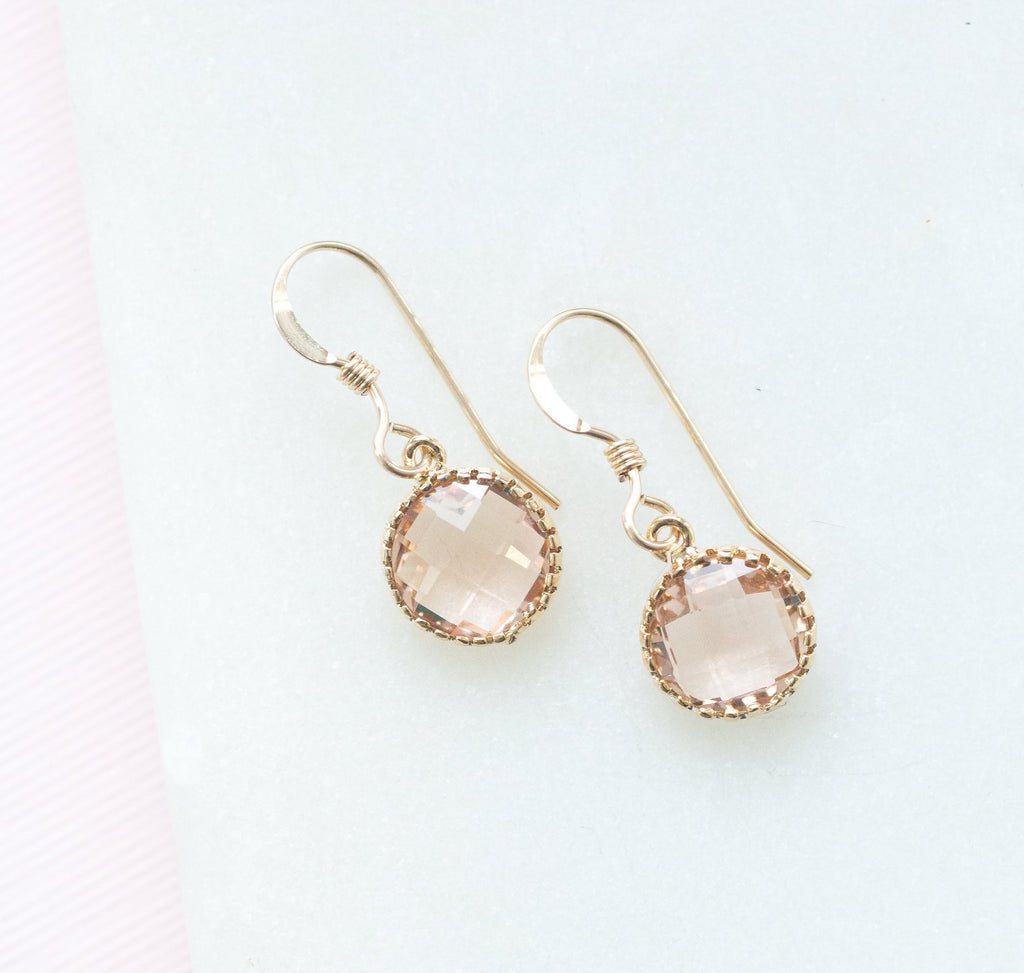 The Little Girls' Collection - Lily Earrings (Available in 9 colors)