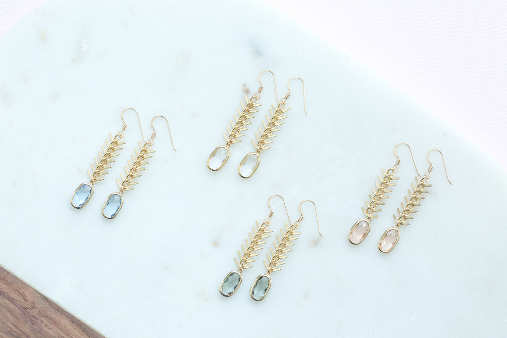 The Luna Earrings (Available in 4 colors)