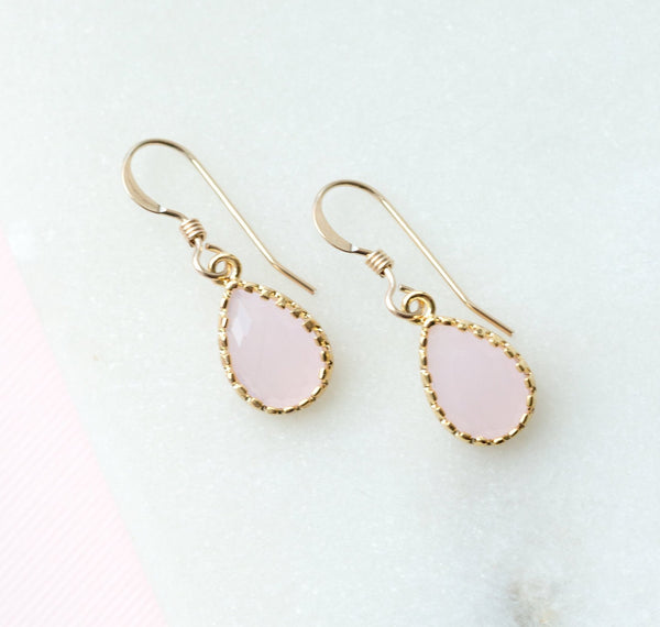 The Little Girls' Collection - Sophia Earrings (Available in 16 colors)