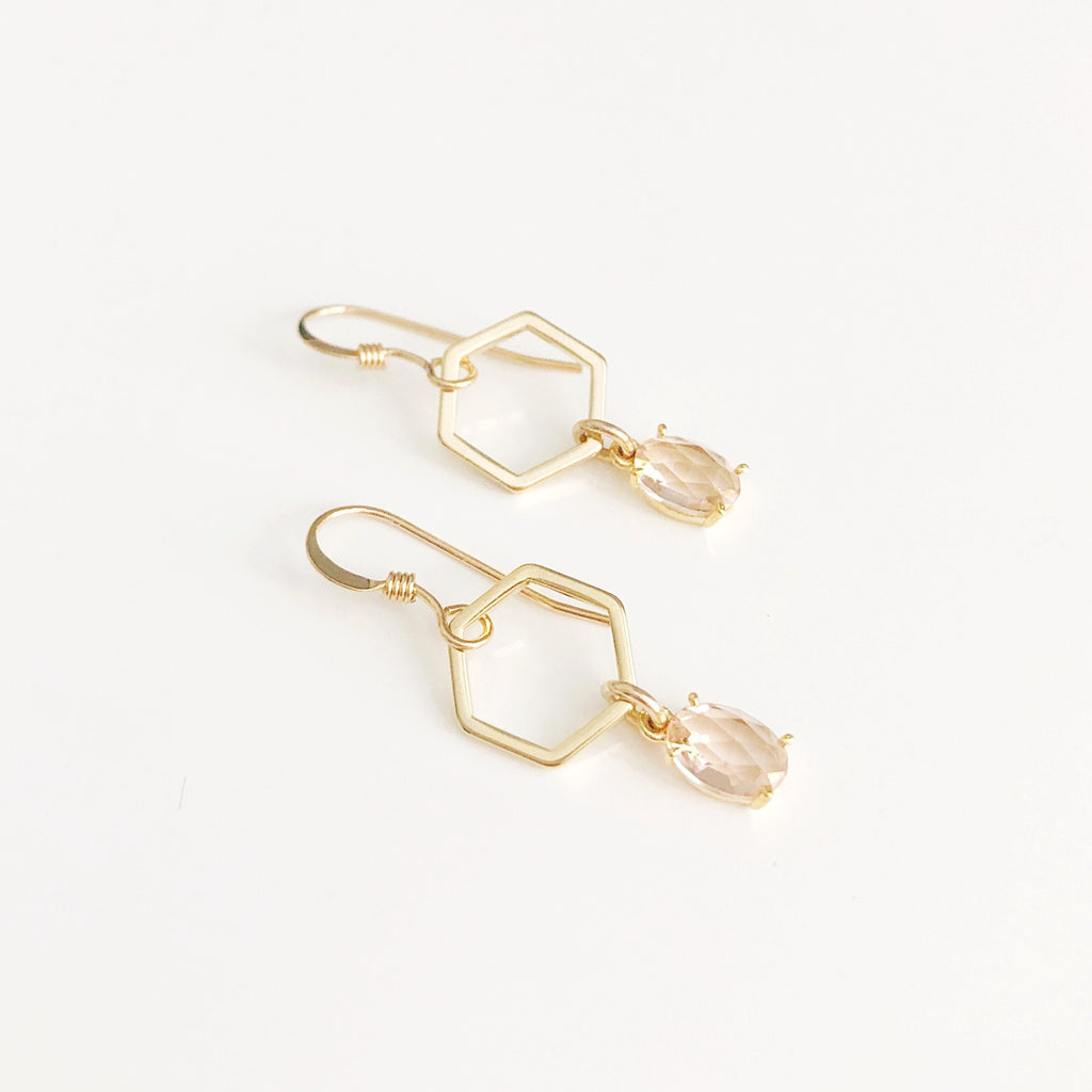 The Jessica Earrings (Available in 3 Colors)