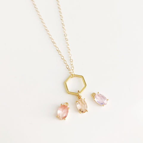The Jessica Necklace (Available in 3 Colors)