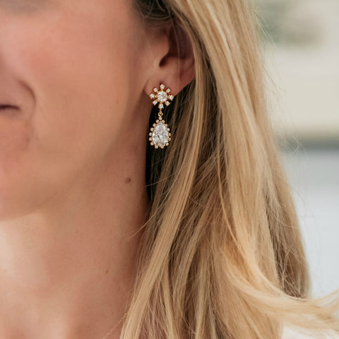 The Meredith Earrings