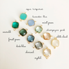 The Emma Earrings (Available in 10 colors)