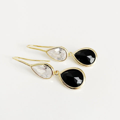 The Olivia Earrings (Available in 17 colors)