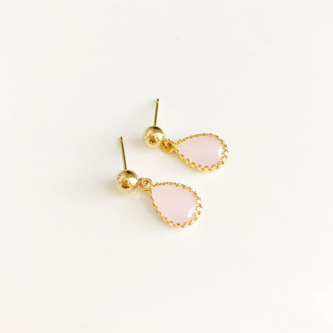The Sophia Stud Earrings (Available in 17 colors)