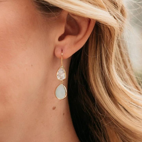 The Olivia Earrings (Available in 7 colors)