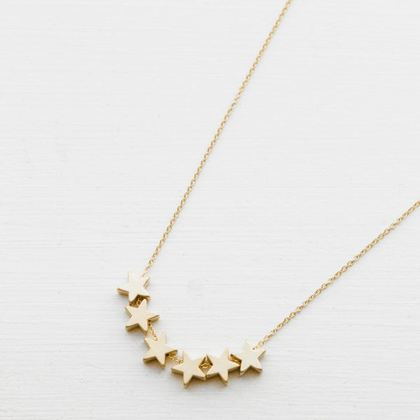 The Celeste Necklace