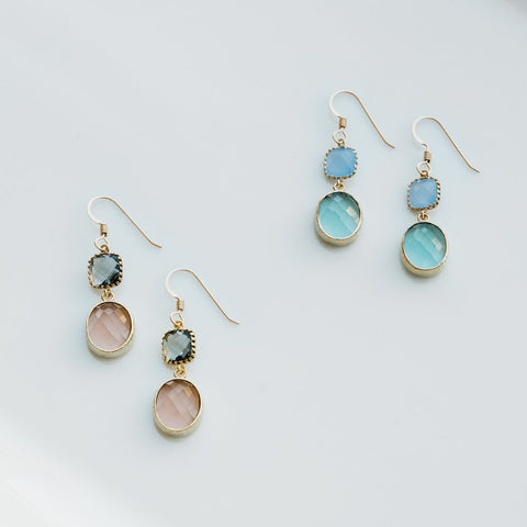 The Addison Earrings (Available in 3 colors)
