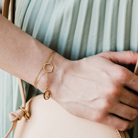 The Isabella Bracelet (Available in 2 colors)
