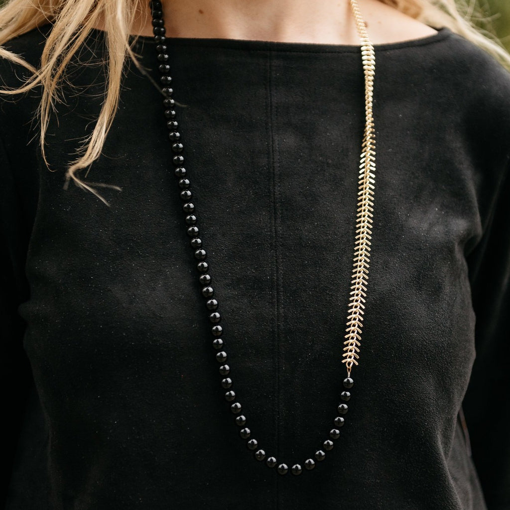 The Layla Necklace (Available in 10 colors)