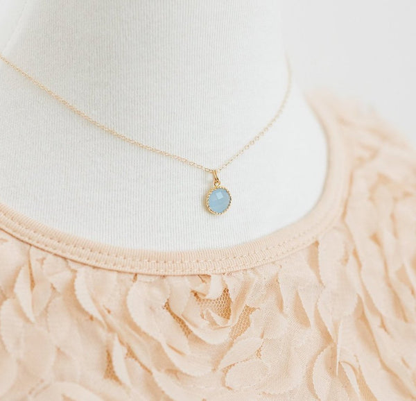 The Little Girls' Collection - Lily Necklace (Available in 8 colors)