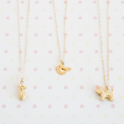 The Little Girls' Collection - Riley Necklace