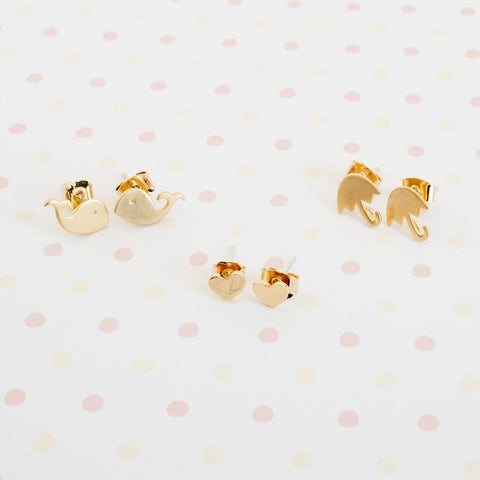 The Little Girls Collection - Zoe Earrings