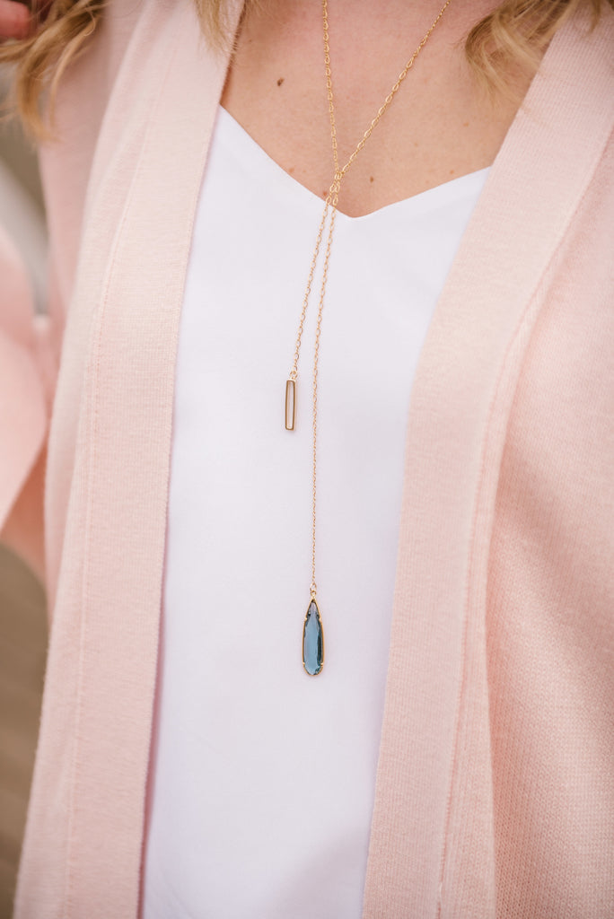 The Harper Necklace (Available in 5 colors)